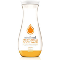 Method Moisturizing Body Wash with Aloe, White Tea 18 oz [817939012314]