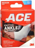 ACE Ankle Brace Medium 1 Each [382902073017]