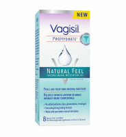 Vagisil ProHydrate Natural Feel Internal Moisturizing Gel 8 ea [011509060501]