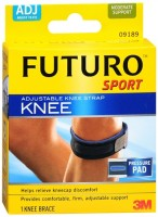 FUTURO Sport Knee Strap Adjustable 1 ea [072140091897]