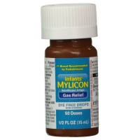Mylicon Infant Gas Relief Dye Free Drops 0.50 oz [819903010234]