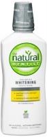 The Natural Dentist Pre-Brush Whitening Antigingivitis Rinse Clean Mint 16.90 oz [714132000783]