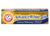 ARM & HAMMER Advance White Baking Soda & Peroxide Toothpaste, Extreme Whitening 4.3 oz [033200186601]
