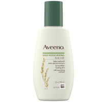 AVEENO Daily Moisturizing Body Wash 2  oz [381371177516]