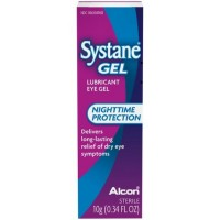 Systane Gel Nighttime Protection Lubricant Eye Gel 10 g [300650474016]