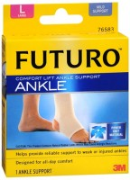 FUTURO Comfort Lift Ankle Support Large 1 Each [382250045056]