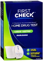 First Check Home Drug Cup Test Marijuana 1 Each [643281061553]