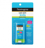 Neutrogena Wet Skin Kids Sunscreen Stick, SPF 70, 0.47 oz [086800097679]