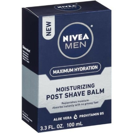NIVEA Men Maximum Hydration Moisturizing Post Shave Balm 3.3 oz [072140813000]