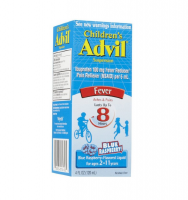 Advil Children's Suspension Blue Raspberry Flavored 4 oz [305730174305]