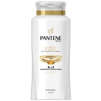 Pantene Pro-V Daily Moisture Renewal 2-in-1 Shampoo & Conditioner 25.40 oz [080878171309]