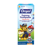 Orajel Toddler Training Toothpaste Tooty Fruity Flavor 1.50 oz [310310324605]