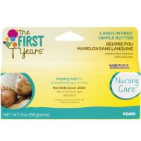 The First Years Lanolin-Free Nipple Butter 2 oz [071463046256]
