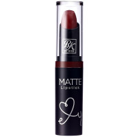 Kiss  Ruby Kisses Ultra Matte Super Rich Lipstick, Vampire Red .12 oz [649674041089]