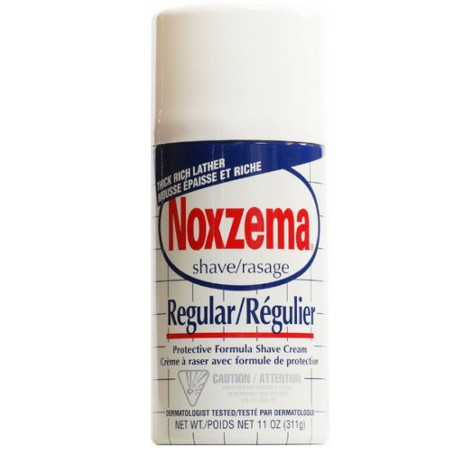 Noxzema Shave Cream Regular 11 oz [675690001592]