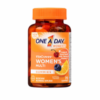 One-A-Day Women's VitaCraves Gummies, 70 ea [016500555919]