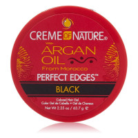 Creme of Nature Perfect Edges, Black 2.25 oz [075724397651]