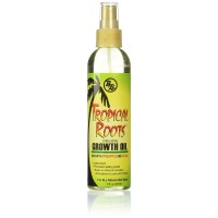 Bronner Brothers Tropical Roots Growth Oil 8 oz [032023003027]