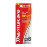 ThermaCare Ultra Pain Relieving Cream, 4 oz  [305733023143]