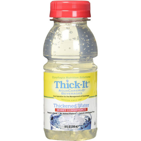 Thick-It Thickened Water Honey Consistency 8 oz [892125002638]