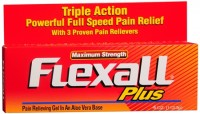 Flexall Plus Gel Maximum Strength 4 oz [041167160336]