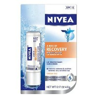 NIVEA A Kiss Of Recovery Medicated Lip Repair SPF 15 0.17 oz [072140008178]