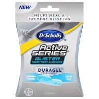 Dr. Scholl's Active Series Blister Treatment Cushion 1 ea [011017409588]