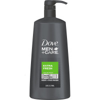 Dove Men + Care Body + Face Wash, Extra Fresh 23.5 oz [011111394810]