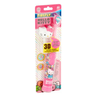 Firefly Hello Kitty Rotary Power Soft Toothbrush 1 ea [672935818304]