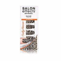 Sally Hansen Salon Effects Couture Nail Stickers, Faux Real 18 ea [074170427974]