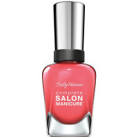 Sally Hansen Complete Salon Manicure Nail Polish, Get Juiced 0.5 oz [074170399165]