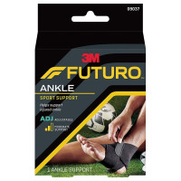 FUTURO Sport Ankle Support, Adjustable 1 ea [051131201439]