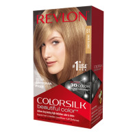 Revlon ColorSilk Beautiful Color, Dark Blonde [61] 1 ea [309976623610]