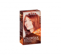 Revlon ColorSilk Hair Color 45 Bright Auburn 1 Each [309978695455]