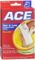 ACE Hot and Cold Compression Wrap Reusable 1 Each [382902075196]