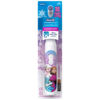 Oral-B Pro-Health JR. Disney Frozen Battery Toothbrush 1 ea [069055125694]