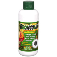 Broncolin Honey Syrup With Natural Plant Extracts & Propolis 11.40 oz [714706200700]