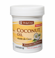 De La Cruz Coconut Oil 2.2 oz [324286154609]