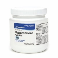 Perrigo Hydrocortisone Cream 1% Maximum Strength Anti-Itch Cream 1 lb [345802438058]