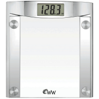 Conair Weight Watchers Glass Precision Electronic Scale 1 ea [074108143433]