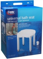 Carex Universal Bath Bench B670-00 1 Each [086876159547]