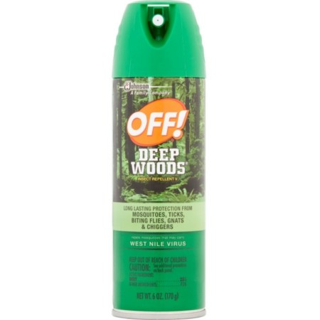 OFF! Deep Woods Insect Repellent 6 oz [046500018428]