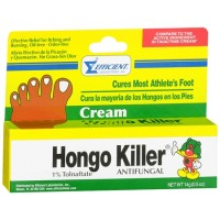 Hongo Killer Antifungal Cream 0.50 oz [000856106505]