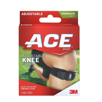 ACE Knee Strap One Size 1 Each [051131198210]
