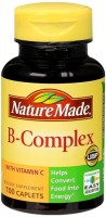 Nature Made Vitamin B-Complex Caplets 100 Caplets [031604013387]