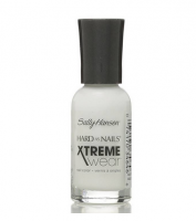 Sally Hansen Hard as Nails Xtreme Wear, White On [21], 0.4 oz [074170346466]