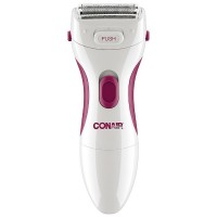 Conair Satiny Smooth Twin Foil Shaver 1 ea [074108261250]