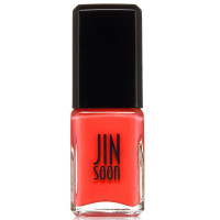JINsoon  Color Field Collection Nail Lacquer, Pop Orange, 0.37 oz [852699004322]