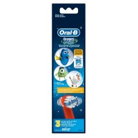 Oral-B Stages Power Sensitive Clean Extra Soft Replacement Brush Heads, Disney Finding Dory 3 ea [069055043837]