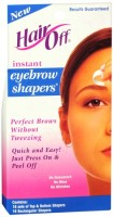 HairOff Instant Eyebrow Shapers 18 Each [018515010209]